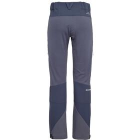 SALEWA Ortles 2 WS/DST Pantalon Femme, ombre blue